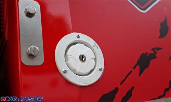 福特汽车水箱加水图解