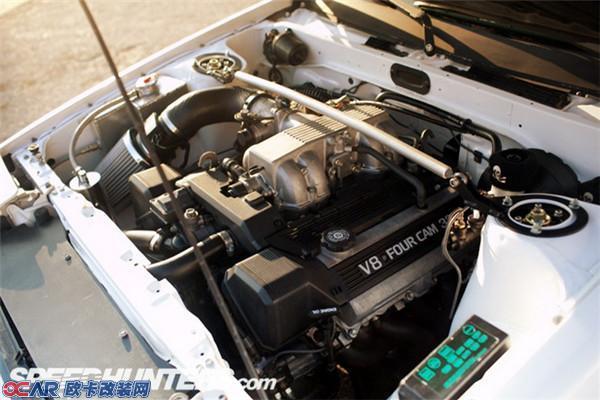 丰田3rz发动机ecu接线图