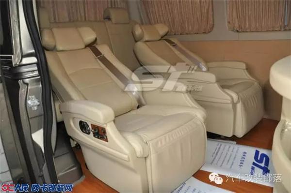 改装或者改换座椅注意事项高清图片
