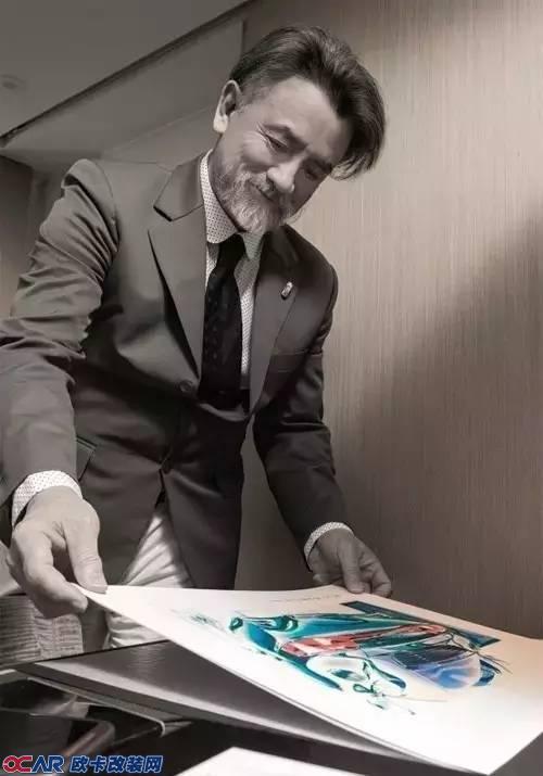 賴平,保時捷,保時捷首席設計師