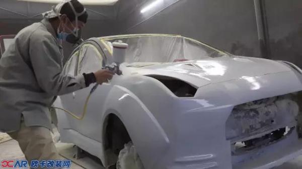 三万块的GTR 废旧车比亚迪F0改装大片高清图片