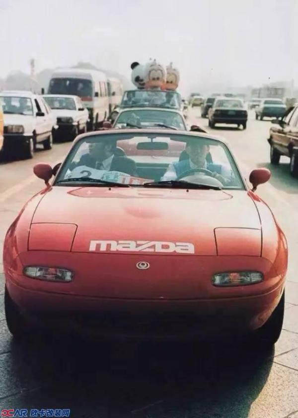 一辆马自达的前世今生 贝勒的MX5 NA