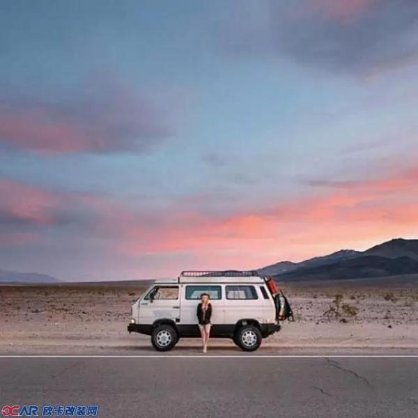 遇见最美的风景——大众t系列朝圣之旅