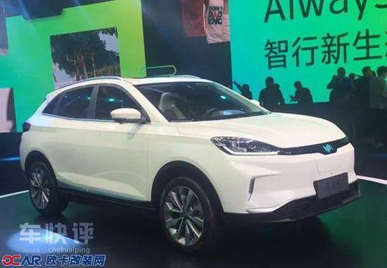 聚焦 又一个新能源汽车品牌亮相 要做中国特斯拉图片