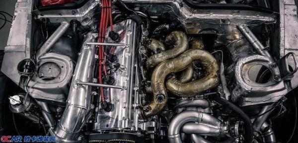 最强四缸改装引擎,一升排气量有375匹马力