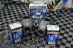 宝马X3升级欧司朗氙灯泡进口海拉五双光透镜,欧卡改装网