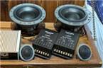 天津汽车音响改装捷宝XF改装专业DSP处理器 丹拿272与丹拿232、,欧卡改装网