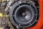 昆山奥迪Q2L汽车音响改装意大利史泰格LS653C喇叭,欧卡改装网