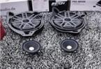 上海奔驰AMG GT50汽车音响改装德国伊顿奔驰专车专用三分频喇叭,欧卡改装网