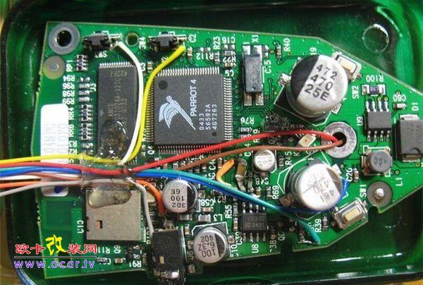 电路板 600_404