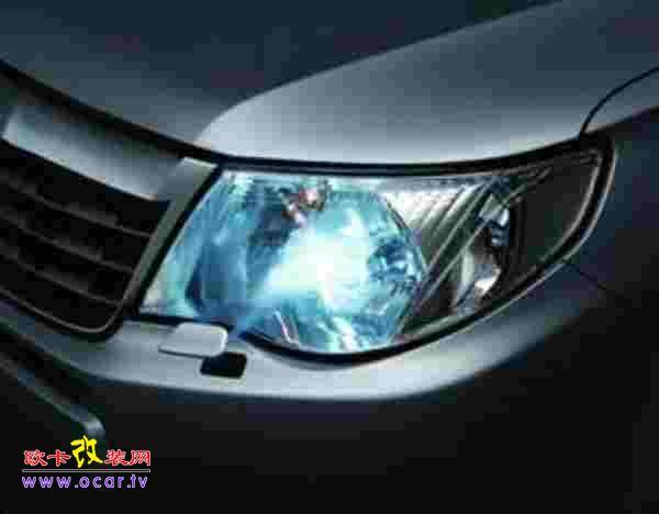 汽车照明与汽车安全