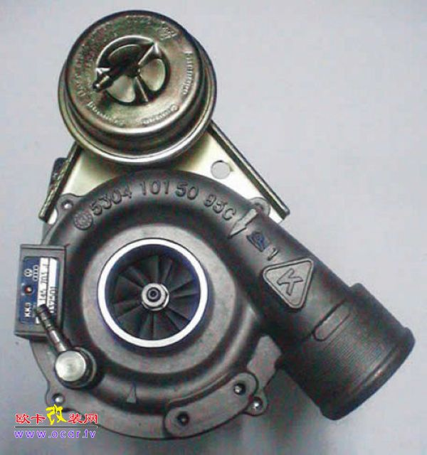 j170增压器结构