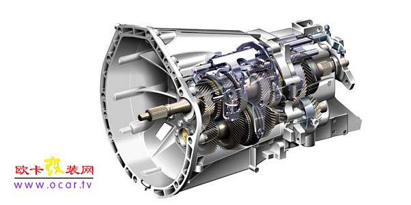 手动变速箱的基本工作原理(图)图片